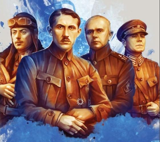 Арт-плакати «Військова еліта Української революції 1917-1921 років»