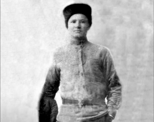 Денис Гупало, отаман Чорного лісу. Загинув 9 лютого 1923 р. під час повстання в Лук'янівській в'язниці