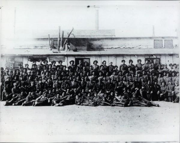 Учасники Другого зимового походу Армії УНР, 1921 р.