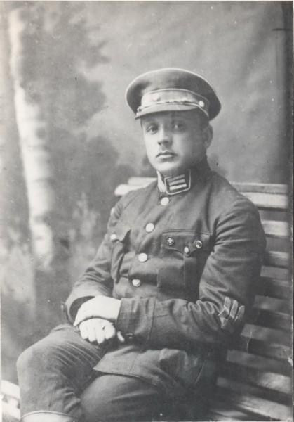 Олександр Удовиченко - генерал-полковник Армії УНР, один із найактивніших діячів української військової еміграції в Польщі, а згодом - у Франції, віце-президент УНР в екзилі в 1954-1961 рр.