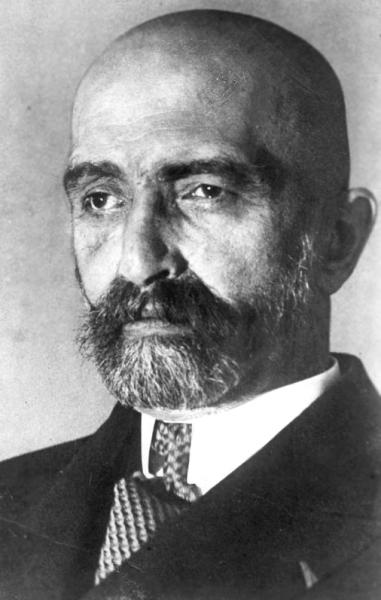 Валери Ян Славек – командир польсько-українського добровольчого загону в 1920 році, згодом - прем'єр-мінстр польського уряду, маршал Сейму. Фото 1930-х