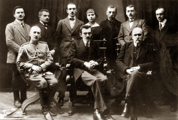 Посольство УНР в Болгарії. 1918 р.