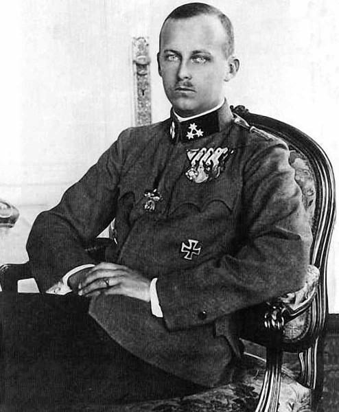 Габсбург-Льотрінген Вільгельм фон  (Василь Вишиваний)