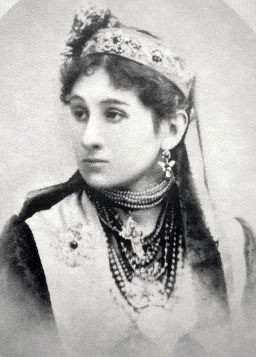 Заньковецька (Адасовська) Марія